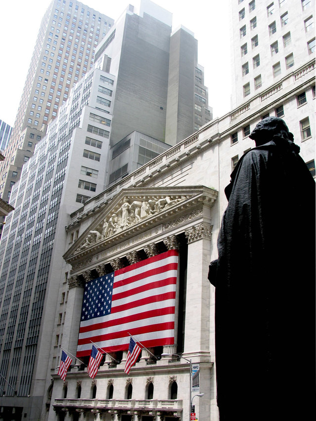 NYSE 証券取引所 マーケット