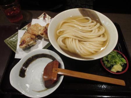 ひやかけ+鶏天2個