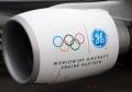 GE90オリンピックシンボル特別塗装(20170319)
