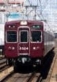 阪急3300系【3324F】(20170304)