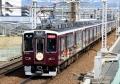 阪急8300系【8313F(古都)】①(20170304)