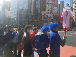 東京マラソン7kmその2