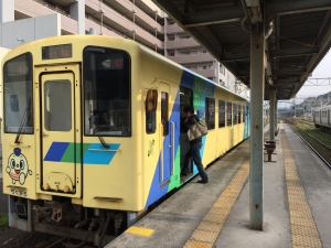 田川への旅1