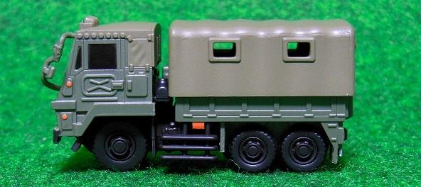 陸自73型大型トラック_旧型_1126