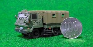 陸自73型大型トラック_旧型_1139