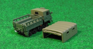 陸自73型大型トラック_旧型_1136
