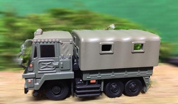 陸自73型大型トラック_旧型_1834