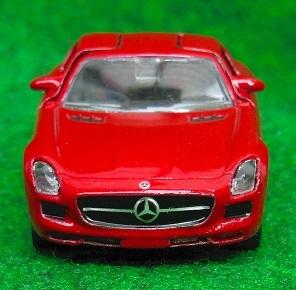 Majorette_Mercedes Benz SLS_1175