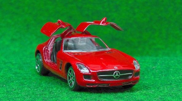 Majorette_Mercedes Benz SLS_1182