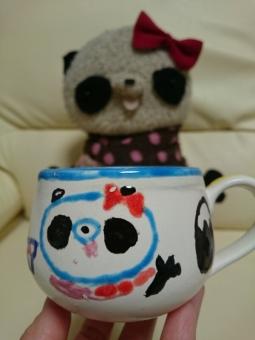 おばぶコーヒーカップ