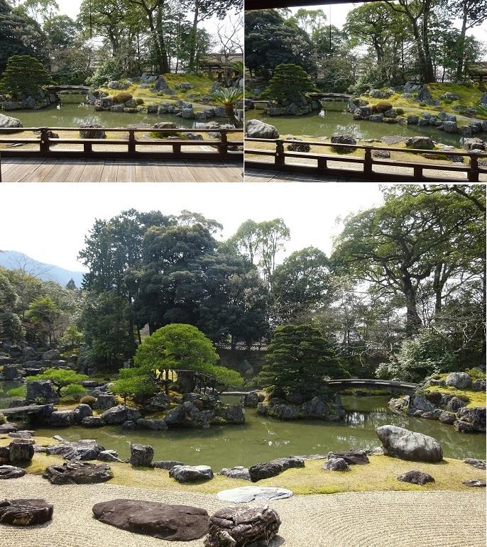 醍醐寺庭2