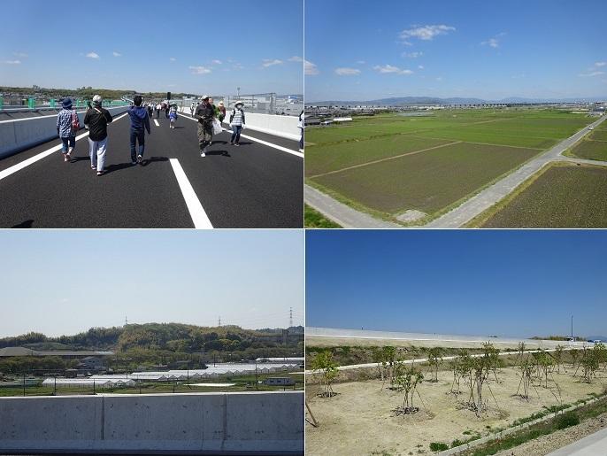 新名神京田辺市開通7