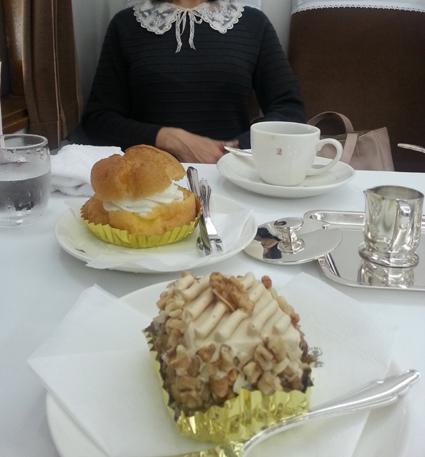 ウエストケーキ