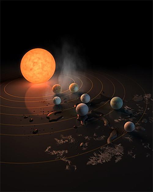ヴォイニッチの科学書 Chapter-642 宇宙フレンズ