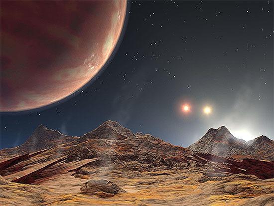 わずか540年前に分離した連星系を発見