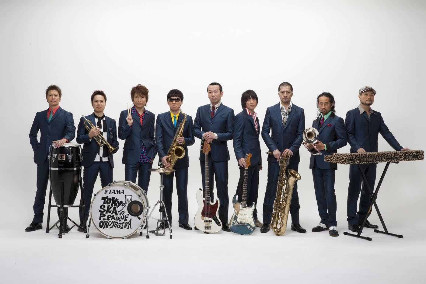 東京スカパラダイスオーケストラ1