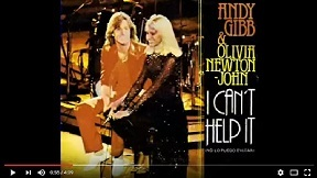 Olivia Newton-John Andy Gibb - I Cant Help It