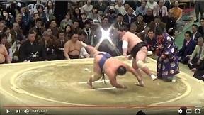 琴奨菊VS照ノ富士