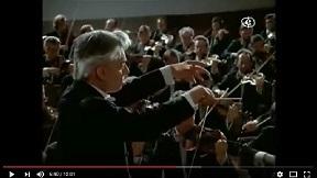 チャイコフスキー 交響曲第5番ホ短調作品64 第4楽章 カラヤン