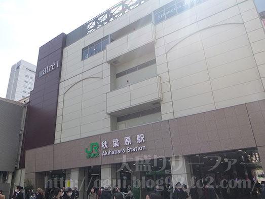 秋葉原駅周辺の行列054