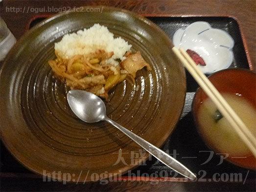 キムタク丼は豚キムチとタクアン炒め019