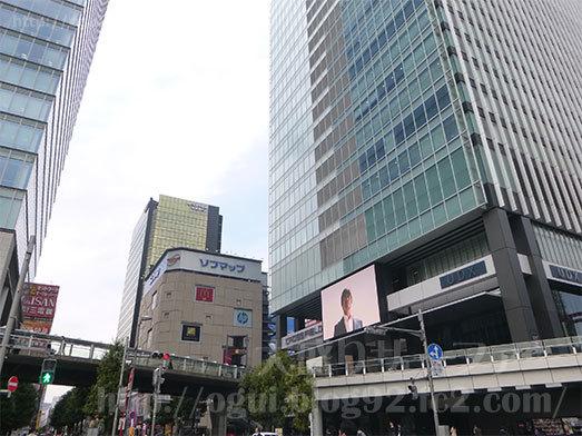 秋葉原駅前のUDXビル026
