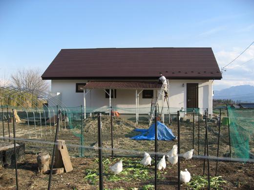 パーゴラ屋根
