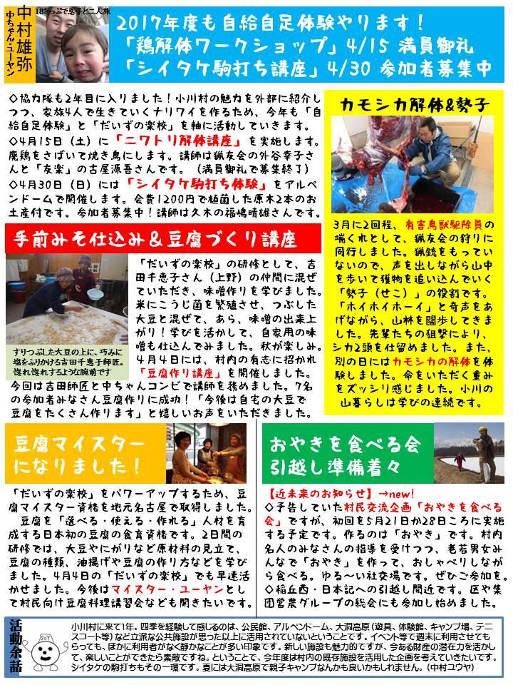 第58号協力隊新聞3