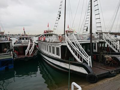ハロン湾ボート400