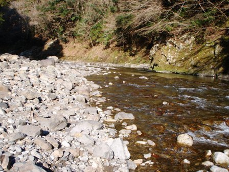 減水の日高川料金所カミブログ用