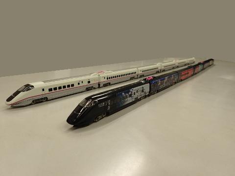 E3系R19編成・現美新幹線を作りました。