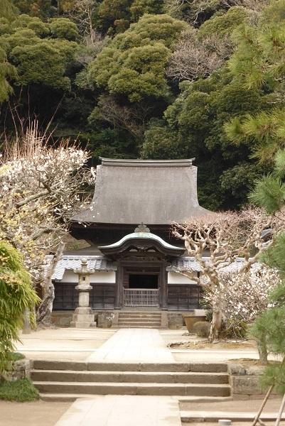 15-34 円覚寺のお堂