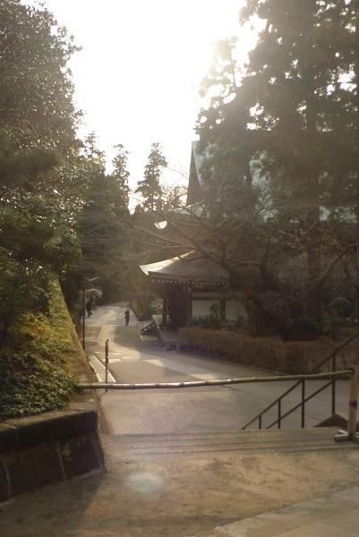 16-35 夕方の円覚寺