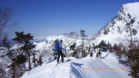 家ノ串山3月4日 001