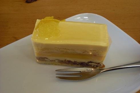 クラブハリエ ゆずケーキ