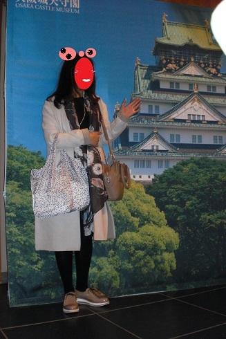 大阪城&きりまま
