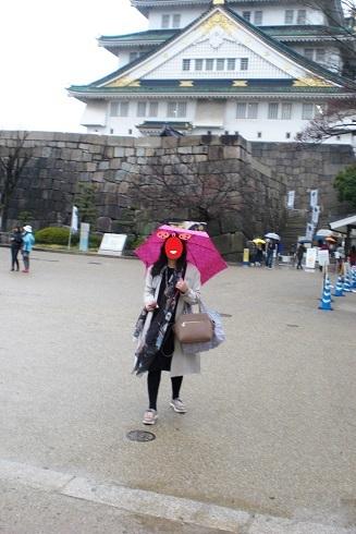大阪城きりままソロ