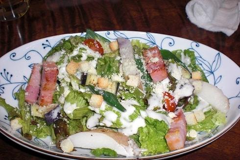 ホタルカゴ サラダ
