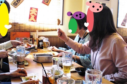 最終日串カツ屋2