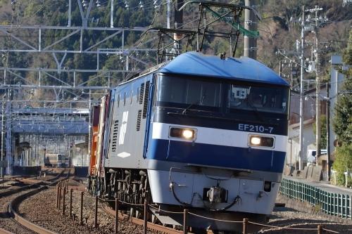 1090レ 用宗駅