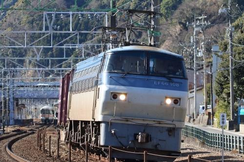 5052レ 用宗駅