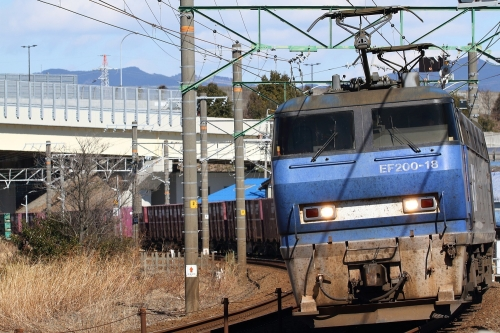 5073レ 用宗駅