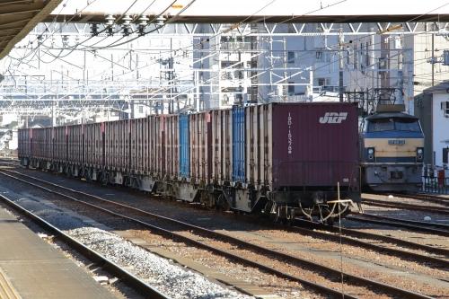EF66 36 富士駅