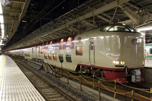 サンライズ出雲・瀬戸 東京駅