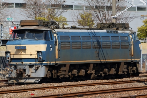 EF66-36 大府駅