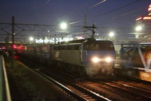EF200-20代走・2053レ 笠寺駅
