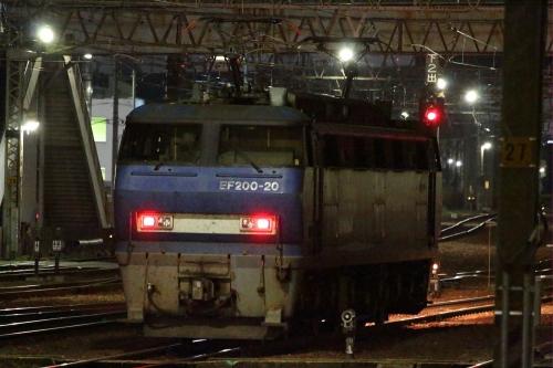 EF200-20 笠寺駅
