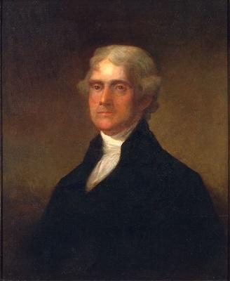 トーマス・ジェファーソン