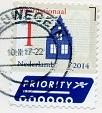 切手16  オランダ