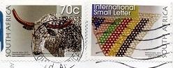 切手  南アフリカ共和国